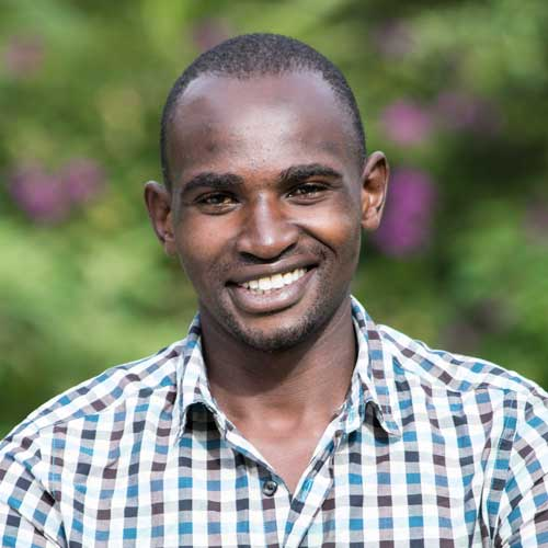 George Mbuthia