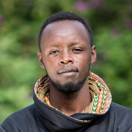 Robert Wanjiku: Techcian