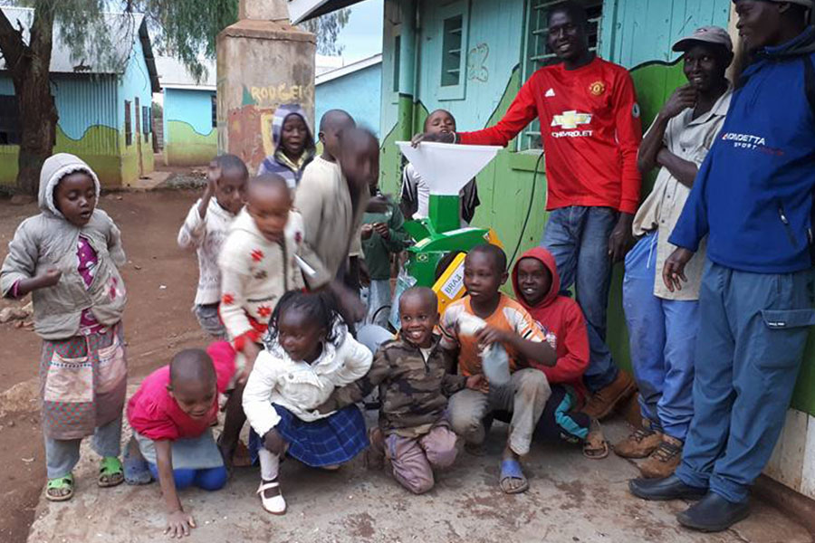 Teule Childrens Home Installation