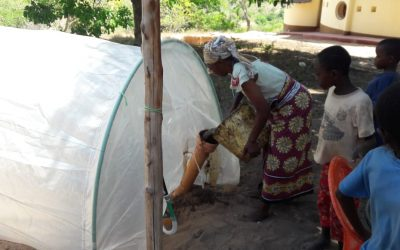 Women in Uganda Embrace Flexi Biogas